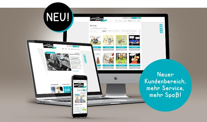 Neuer Webauftritt, verbessertes Bildarchiv!